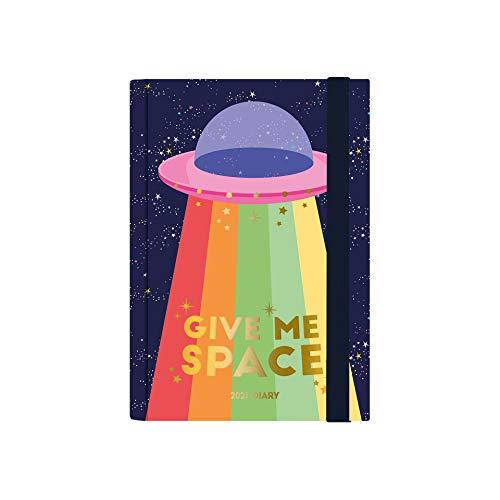 Legami - Agenda Giornaliera, 12 Mesi, 2021, Small, Space