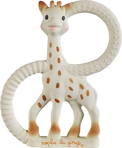 Sophie La Girafe 200319.0 - Anillo de dentición So'Pure extra blanda