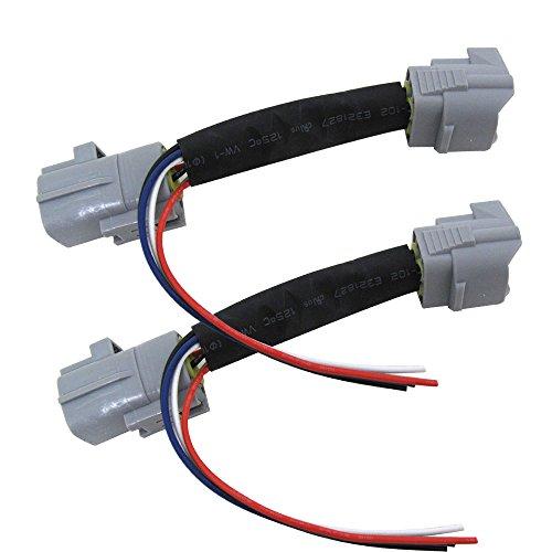 LEDリフレクター 電源取り出しキット 2個セット 【トヨタ C-HR用】 / (HD1213) / CHR ac410-2pcs