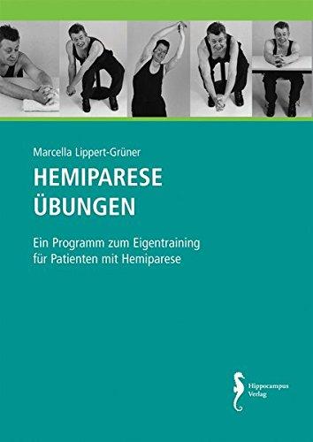 Hemiparese Übungen: Selbstübungsprogramm für Patienten mit Hemiparese. Verkaufseinheit 5 Stk.