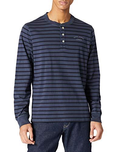 Pepe Jeans Wyatt Camiseta, 583thames, S para Hombre