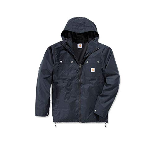 Carhartt Rockford Jacket (XXL, Black)