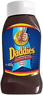 Daddies Brown Sauce 400g 2 Pack
