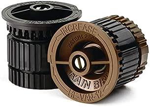 HE-VAN Rain Bird High Efficiency Variable Arc Nozzle | 12-Foot Radius | 10-Pack