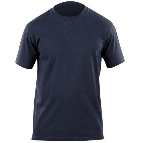 5.11 Tactical # 71309 Professional T-Shirt à Manches Courtes Bleu Marine (Fire) XXL Bleu Marine