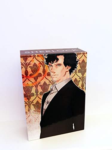 Sherlock 1-3 mit Schuber: Das große Spiel