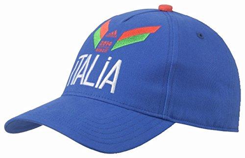 Coupe du Monde 2014 au Brésil Italia D84398 Chapeau, Bleu