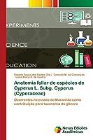 Anatomia foliar de espécies de Cyperus L. Subg. Cyperus (Cyperaceae)