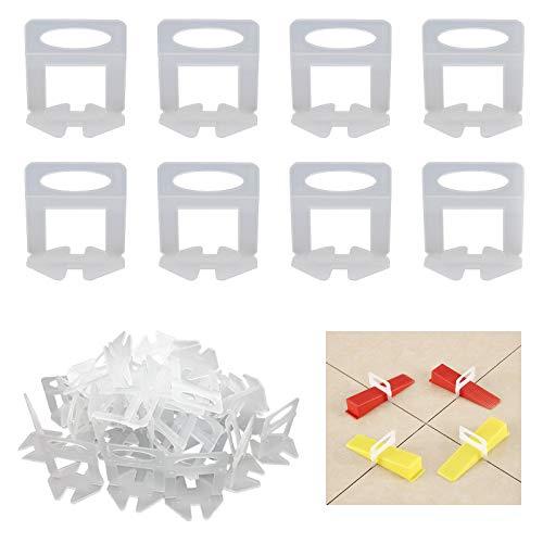 Tile Leveling System Clips 400 Piece,Tile Leveling Clips1/8