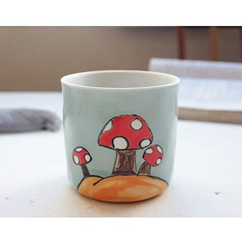 Great Features Of Faturt Ceramic Simple Flower Pot Hand Painted Small Fresh Natural Flower Pot Succu...