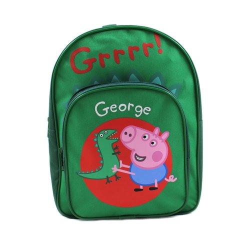 Peppa Pig- George Sac á Dos PEPPA001196 Vert