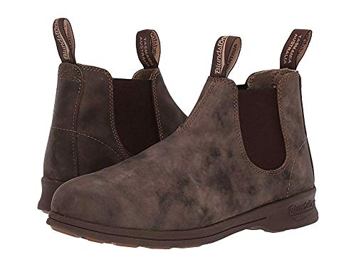 Blundstone Leather Active Boot - Women's #1496 - Rustic Brown, US 9.0/UK 6.0