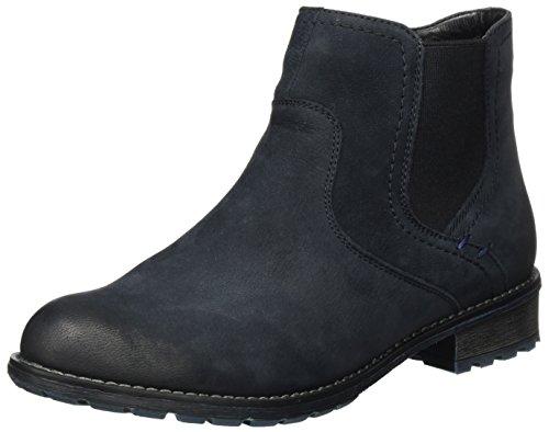 Remonte Damen R3378 Chelsea Boots, Blau (Pazifik), 38 EU