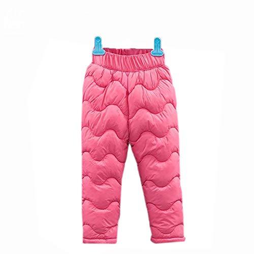 Winterhose MäDchen Kinder Daunen Baumwolle Kleidung Kleinkind Jungen Hosen Kinder...