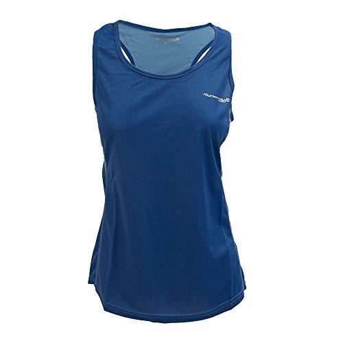 Softee Shirts Femme, Royal/Celeste, XS