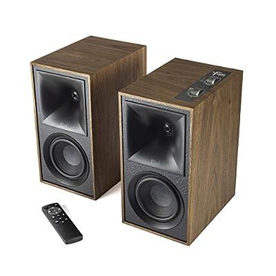 Klipsch The Fives Powered Speaker System in Walnut by Klipsch