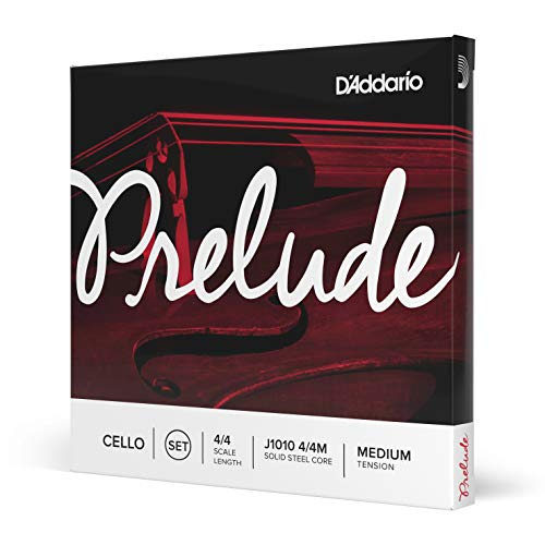 D'Addario Orchestral J1010 Prelude 4/4 M - Juego de cuerdas cello