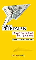 livre Capitalisme et liberté