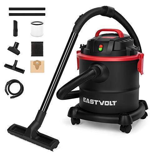 wet dry vacuum 5 gallon 3 hp - 6