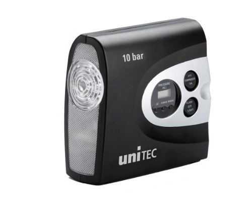 Unitec 10945 Kompressor Profi mit Digital Display