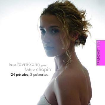 Chopin: 24 Preludes, 2 Polonaises