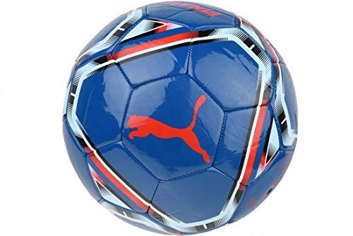 Puma teamFINAL 21.6 MS Ball Balón, Adultos Unisex, Mykonos Blue-Omphalodes-Fiery Red Black-(Azul), 5