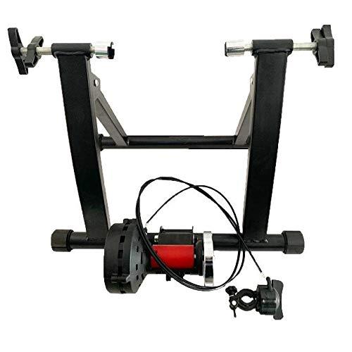 Deportes Turbo Trainer cubierta bicicleta del ejercicio Trainer 7 velocidad de casa...