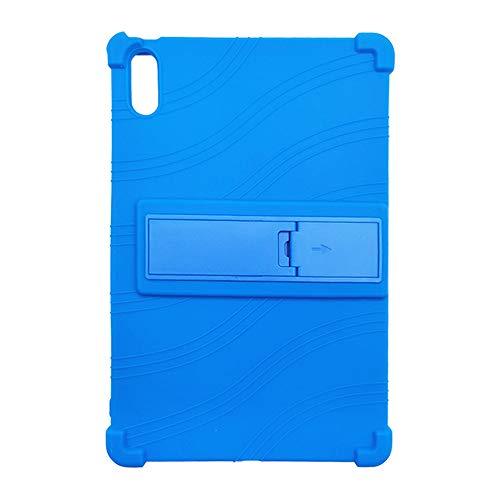 Runxingfu Impacto Resistente Soporte Silicona Suave Skin Anti caída Protectora Cáscara Funda para Lenovo Xiaoxin Pad Pro 11,5 Pulgadas TB-J706F 2020 Tablet