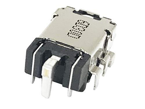 HT-ImEx Conector de alimentación hembra para ASUS ZenBook UX410UA-GV623T, UX410UA-GV622T, UX430UA-GV001R, UX430UA-GV100T, UX430UA-GV096T