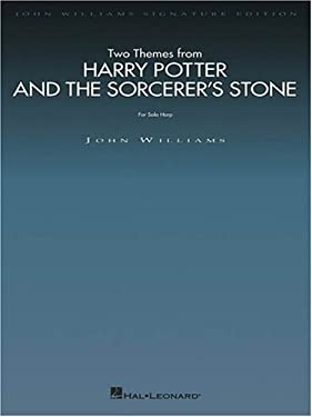 Two Themes from Harry Potter And the Sorcerer's Stone: For Solo Harp (John Williams Signature Edition - String)