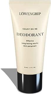 Löwengrip, Count On Me - Deodorant, 50 ml