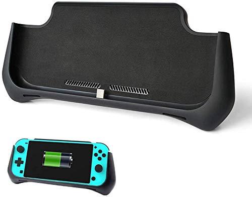 Prise en charge du joystick sans fil Switch Lite pour contrôleur manette jeu, boîtier protection pour commutateur, manette jeu, contrôleur manette rechargeable, combiné chargement du contrôleur, no
