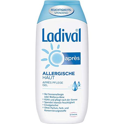 Ladival Allergische Haut Après Pflege, 200 ml Gel