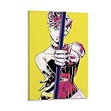 KJHGNHJKJ Jojo's Bizarre Adventure Spice Girl Poster,