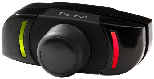 Parrot CK3000 car kit - Kit de coche (50 x 26 x 19 mm, Bluetooth, Negro) , color: Black