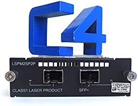 HP 2-port 10GbE SFP+ Module - Expansion module - 10Gb Ethernet x 2 - for HP 5500, A5120, A5500, E4210, E4500, E4510, E4800