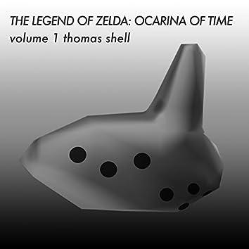 The Legend of Zelda: Ocarina of Time - Volume 1