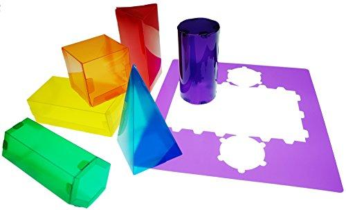 Henbea- Geos de Colores traslúcidos, Varios trasl&ampuacutecidos (861)