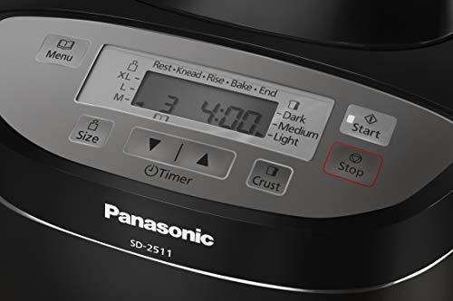 Panasonic Deutschland SD-2511KXE Brotbackautomat - 4