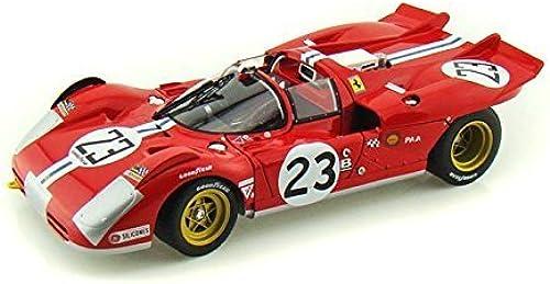 60% de descuento Ferrari 512 S 24 Hours of Daytona 1971 1 18 18 18  23 B. Adamowicz by Collectable Diecast  mejor oferta