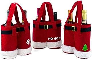 Best santa pants wine gift bags Reviews