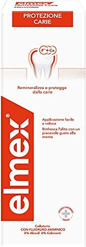 Elmex Protezione Carie Collutorio, 400 ml