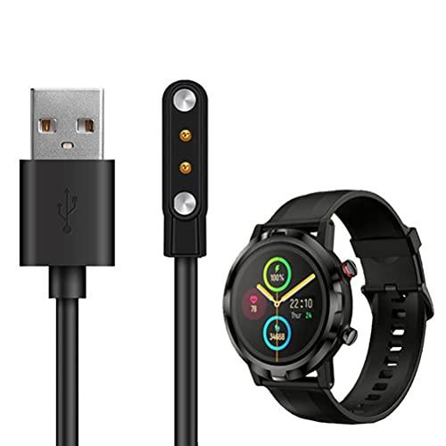Akemaio Cable de carga magnético, cable de carga USB magnético, compatible con cable de carga magnético RT / LS05S Charger Smart Watch