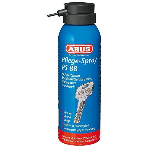 ABUS vkps88125–12Stück-repellent Spray Gleitmittel frei von Fett und Feuchtigkeit 125ml