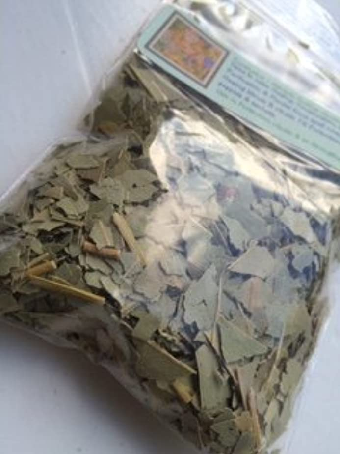 推進力警官作業Dried Herb ~ 1?oz ~ユーカリカットリーフ~ Ravenz Roost Dried Herbs with special Info Onラベル