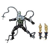 スパイダーマン ハズブロ マーベルレジェンドシリーズ 6インチ コレクターアクションフィギュア 優れたオクトパストイ 組み立てフィギュア&アクセサリー付き