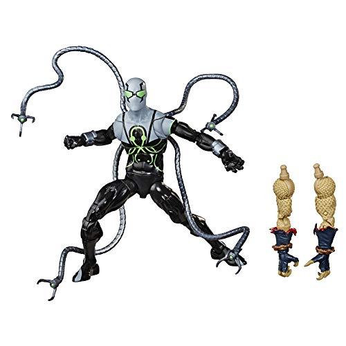 Hasbro Marvel Spider-Man Legends Series 15 cm große Octopus Action-Figur, mit Build-A-Figure Elementen und Accessoires