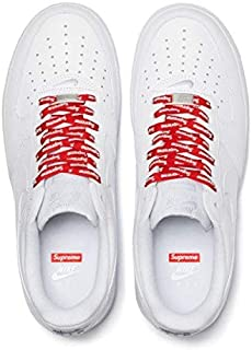 [ナイキ] SUPREME x AIR FORCE 1 LOW シュプリーム x エア フォース 1 LOW ホワイト CU9225-100 WHT (measurement_26_point_0_centimeters)