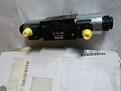 New Parker D1vw020dnjdlj591 Hydraulic Directional Control Valve,boxyo from Made in usa