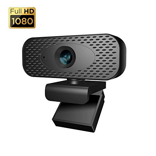 Cámara de Seguridad para Exteriores Veroyi, cámara de Seguridad para el hogar con vigilancia IP 1080P WiFi con detección de Movimiento de visión Nocturna a Todo Color Audio de 2 vías